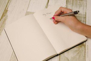 stylo papier bureau